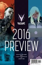 Valiant 2016 Preview
