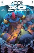 4001 A. D.: X-O Manowar #1