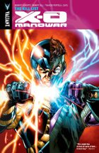 X-O Manowar Volume 11: The Kill List