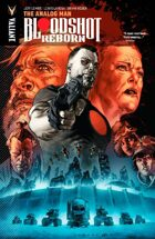 Bloodshot Reborn Volume 3: The Analog Man
