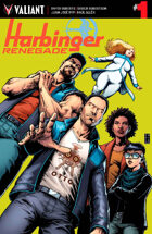 "Harbinger Renegade #1 ""The Future of Valiant"""