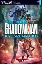 Shadowman: Rae Sremmurd #1
