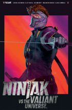 Ninjak Vs The Valiant Universe #2