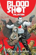 Bloodshot Salvation Volume 1: The Book of Revenge