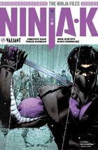 Ninjak-K Volume 1: The Ninja Files