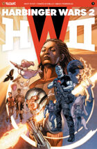 Harbinger Wars 2 #1
