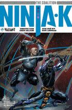 Ninjak-K Volume 2: The Coalition