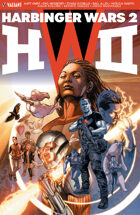 Harbinger Wars 2 Volume 1
