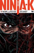 Ninjak-K #14