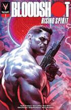 Bloodshot: Rising Spirit #2