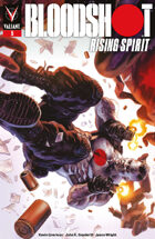 Bloodshot: Rising Spirit #5