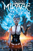 Doctor Mirage (2019) Volume 1 Trade