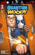 Quantum and Woody! (2020) #3