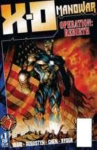 X-O Manowar (1996-1998) [BUNDLE]