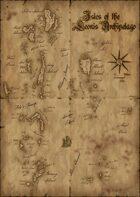 Isles of the Leonis Archepelago - Uma map