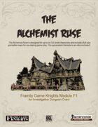 The Alchemist Ruse