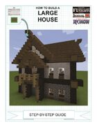 How To Build A Large House