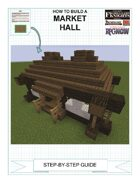 How To Build A Market Hall