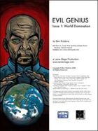 Evil Genius #1: World Domination (M&M Superlink)