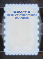 Legion Somatic Identification Cards
