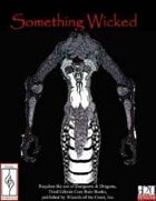 Something Wicked Issue #1
