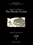 The Murder Urchin