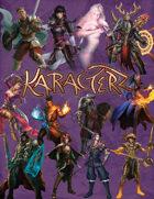 Karacterz - Tarot Class Cards