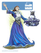 Character Cache - Karise Malyn