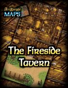 Arcknight Maps: Cobblestone Streets and the Fireside Inn