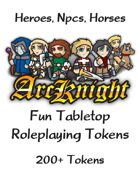 Arcknight Tokens: Fun VTT Tokens