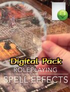 Roleplaying Spell Effects Digital Sampler