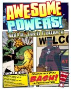 Awesome Powers Vol. 6 Tech Powers