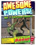 Awesome Powers Vol. 7 Fortune Powers