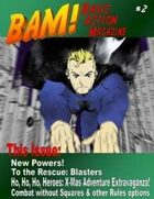BAM! Basic Action Magazine #2