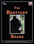 The Bestiary: Bears