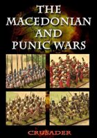 The Macedonian & Punic Wars. Crusader Supplement