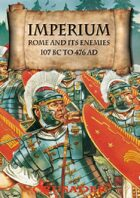 Imperium, Rome & its Enemies. Crusader Supplement