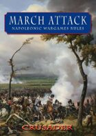 March Attack Napoleonic Rules