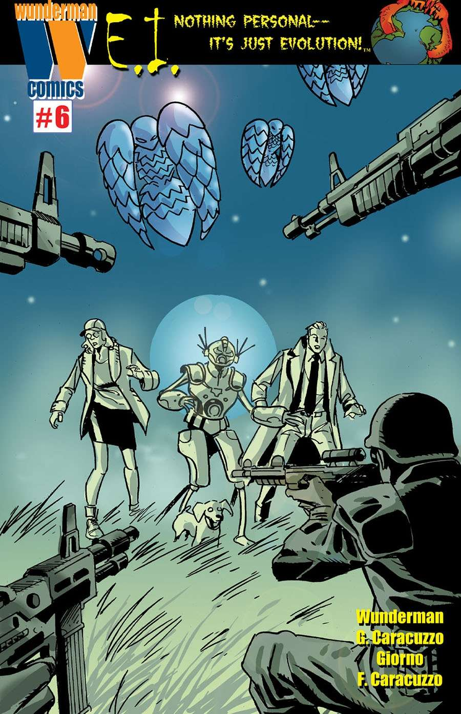 E.I. #6 - Earth Invasion