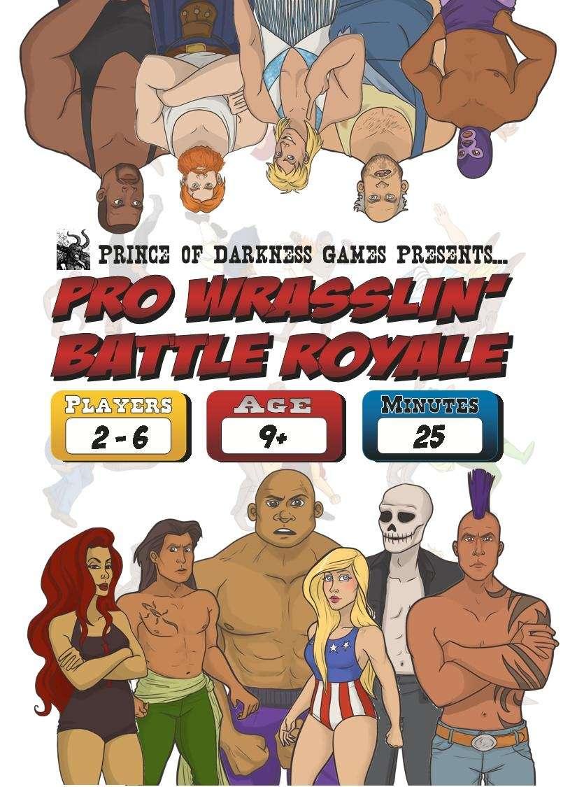 Pro Wrasslin' Battle Royale