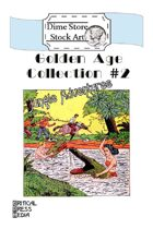 Golden Age Stock Art Collection #2 Jungle Adventures