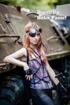Dress-Up Helix Panic!