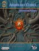 Aberrant Codex: Aberrant Allies PF1E