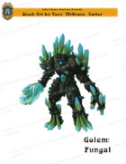 CSC Stock Art Presents: Golem Fungus