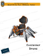 CSC Stock Art Presents: Container Drone