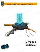 CSC Stock Art Presents: Strange Artifact