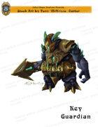 CSC Stock Art Presents: Key Guardian