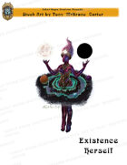 CSC Stock Art Presents: Existence Herself