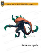 CSC Stock Art Presents: Serramorph