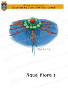 CSC Stock Art Presents: Aqua Flora 1
